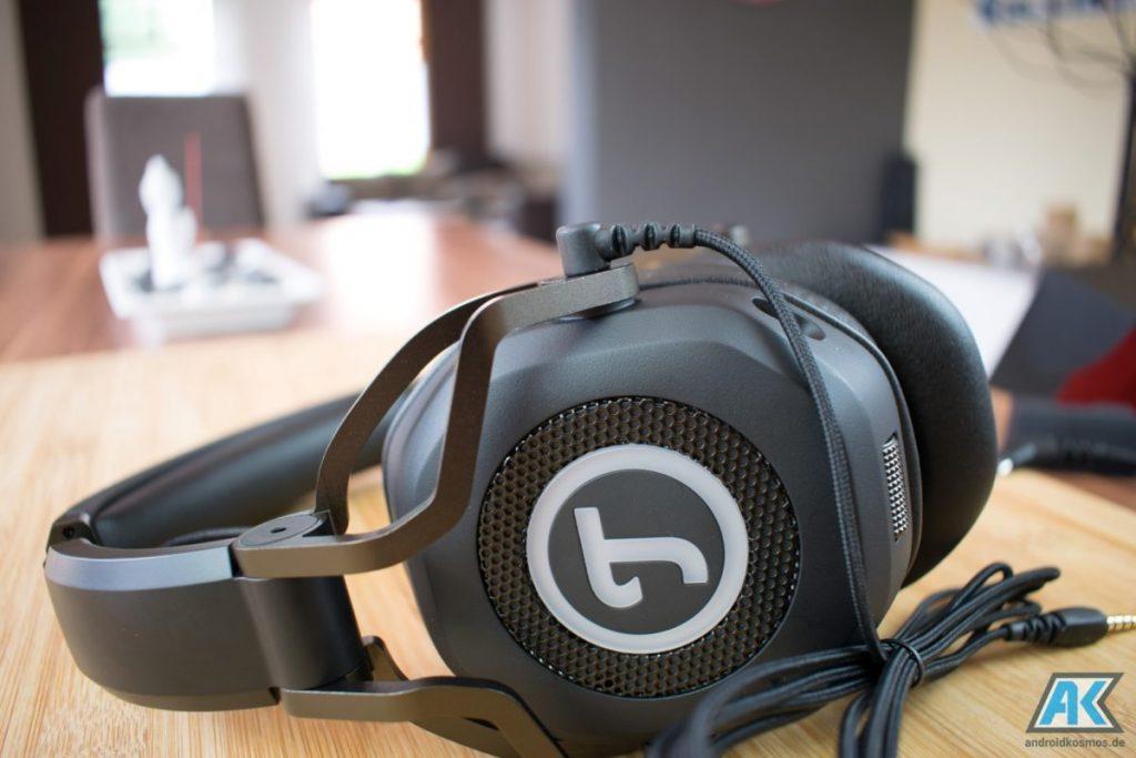TEUFEL CAGE Test: das erste USB Gaming Headset des Herstellers 13
