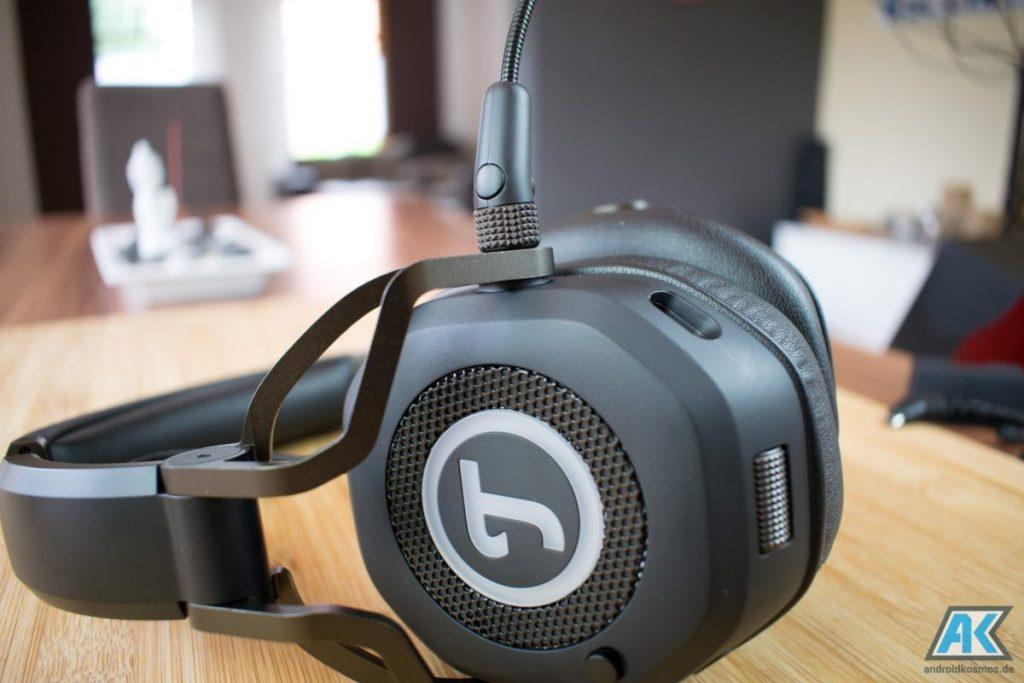 TEUFEL CAGE Test: das erste USB Gaming Headset des Herstellers 9