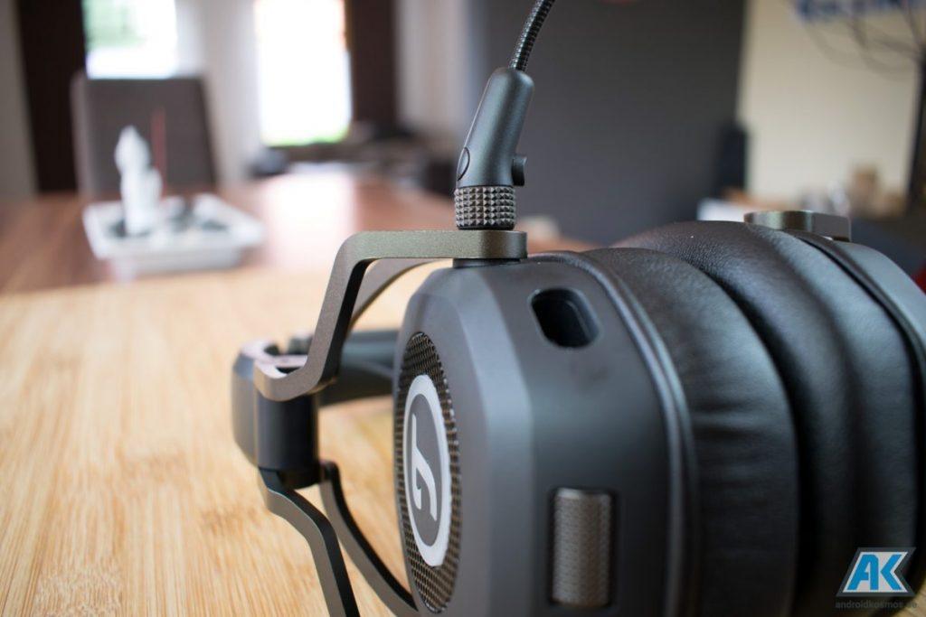 TEUFEL CAGE Test: das erste USB Gaming Headset des Herstellers 8