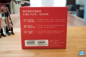 Xiaomi Network Mi Speaker im Test - Kleine Kiste ganz groß? 17