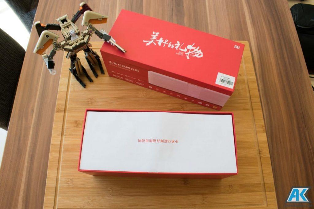 Xiaomi Network Mi Speaker im Test - Kleine Kiste ganz groß? 21