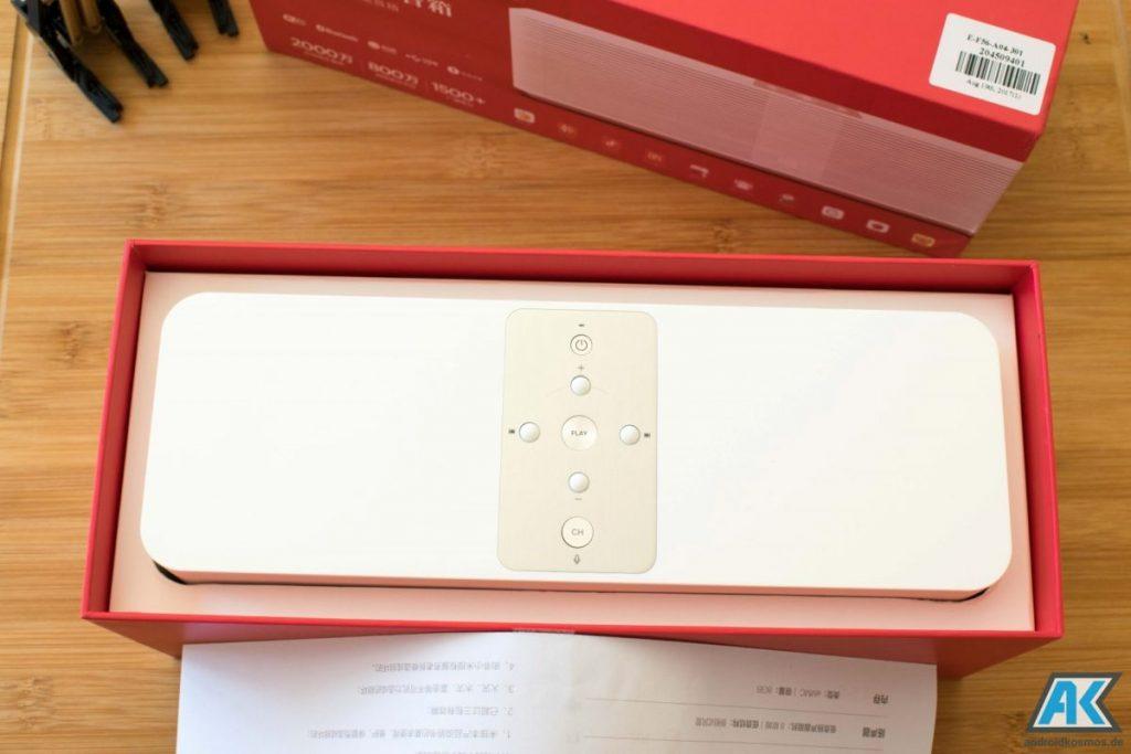 Xiaomi Network Mi Speaker im Test - Kleine Kiste ganz groß? 22