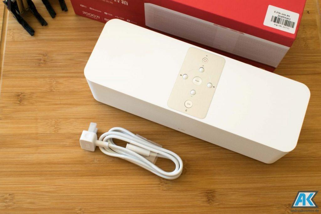 Xiaomi Network Mi Speaker im Test - Kleine Kiste ganz groß? 23