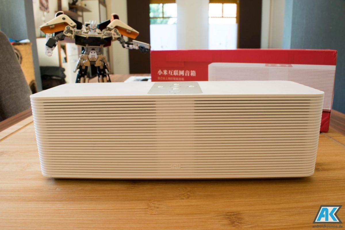 Xiaomi Network Mi Speaker im Test - Kleine Kiste ganz groß? 29