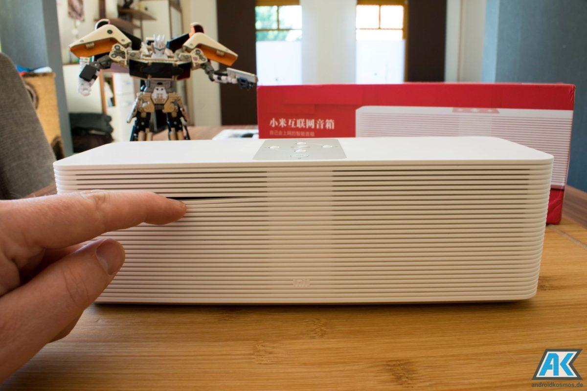 Xiaomi Network Mi Speaker im Test - Kleine Kiste ganz groß? 31