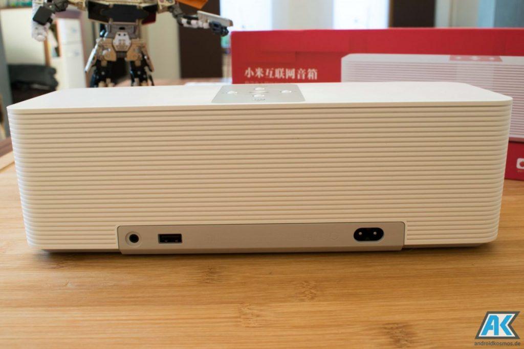 Xiaomi Network Mi Speaker im Test - Kleine Kiste ganz groß? 33