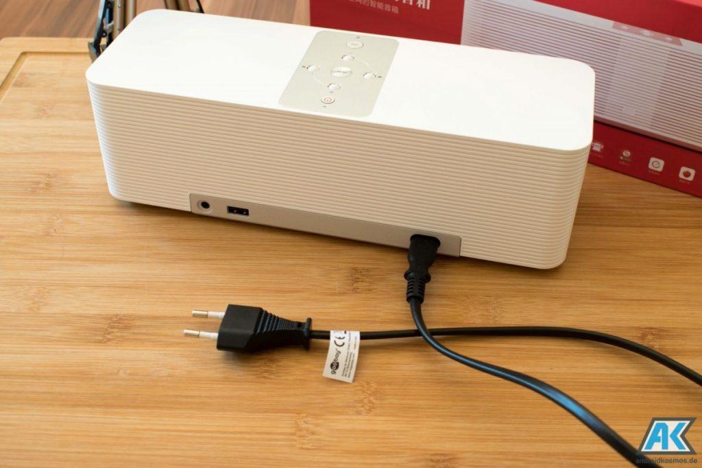 Xiaomi Network Mi Speaker im Test - Kleine Kiste ganz groß? 30