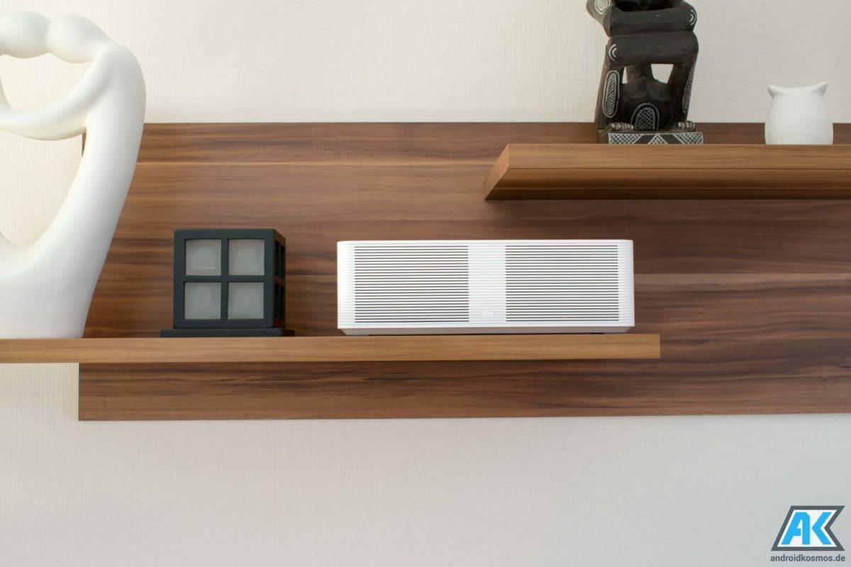 Xiaomi Network Mi Speaker im Test - Kleine Kiste ganz groß? 27