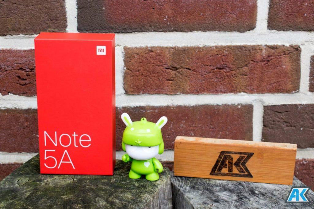 Xiaomi Redmi Note 5A Test: das günstigste Smartphone der Redmi Note-Serie 117