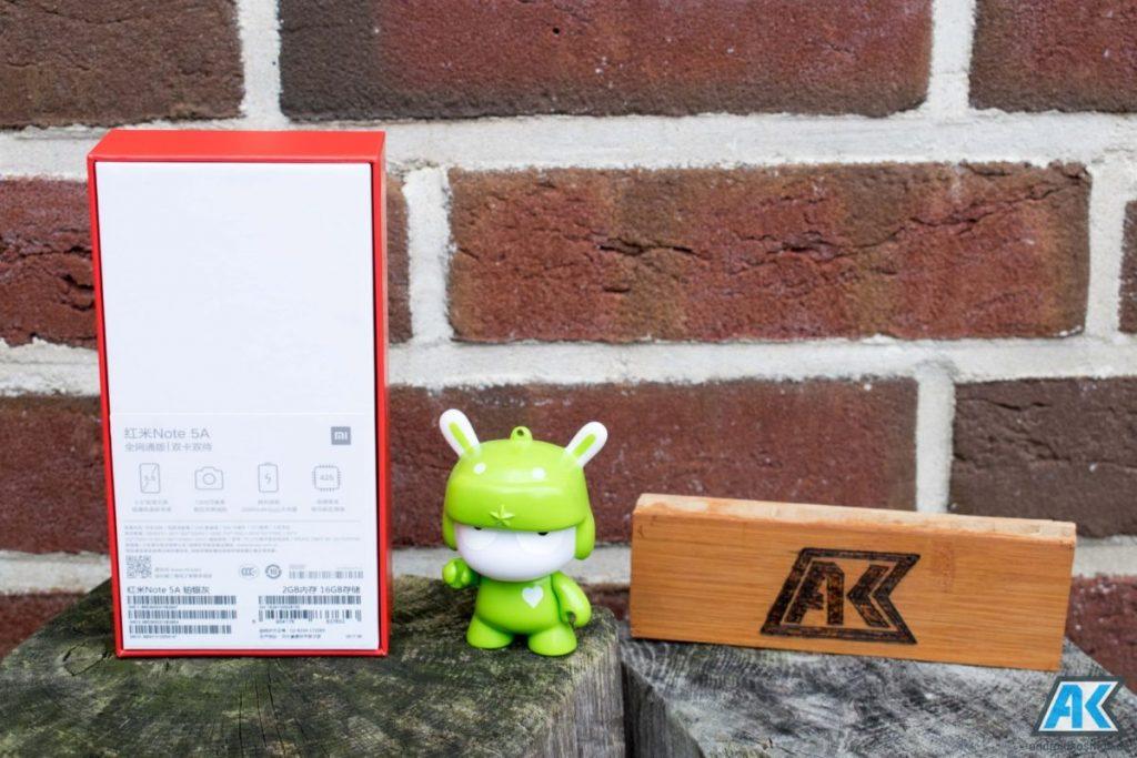 Xiaomi Redmi Note 5A Test: das günstigste Smartphone der Redmi Note-Serie 115