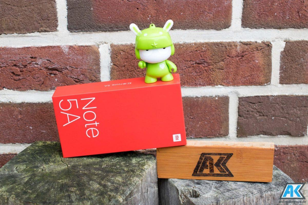 Xiaomi Redmi Note 5A Test: das günstigste Smartphone der Redmi Note-Serie 114