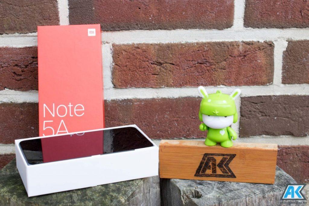 Xiaomi Redmi Note 5A Test: das günstigste Smartphone der Redmi Note-Serie 116
