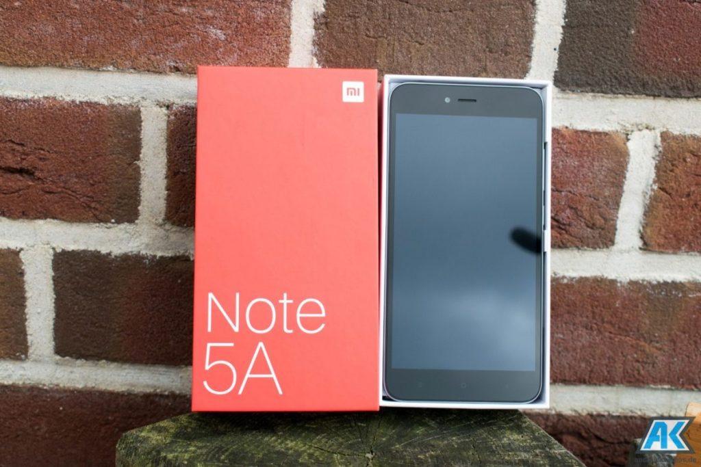 Xiaomi Redmi Note 5A Test: das günstigste Smartphone der Redmi Note-Serie 118