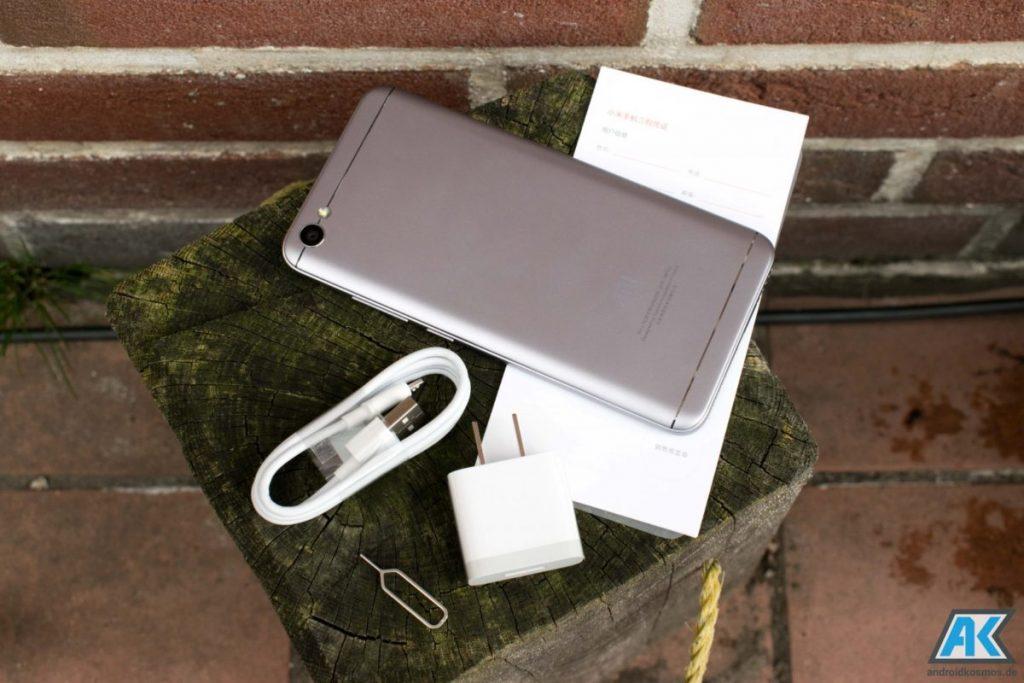 Xiaomi Redmi Note 5A Test: das günstigste Smartphone der Redmi Note-Serie 119