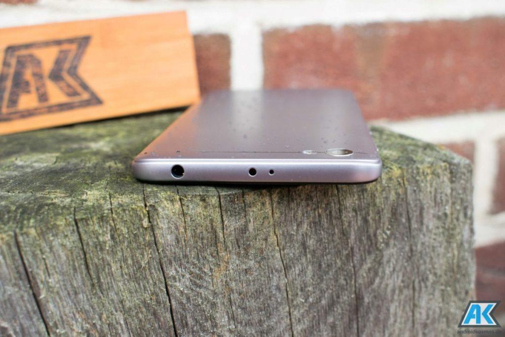 Xiaomi Redmi Note 5A Test: das günstigste Smartphone der Redmi Note-Serie 128