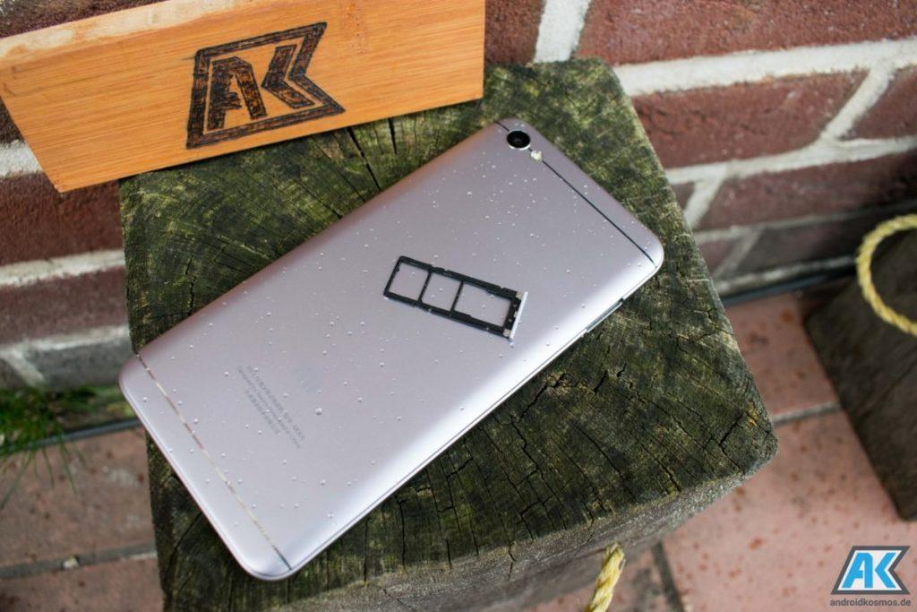 Xiaomi Redmi Note 5A Test: das günstigste Smartphone der Redmi Note-Serie 125
