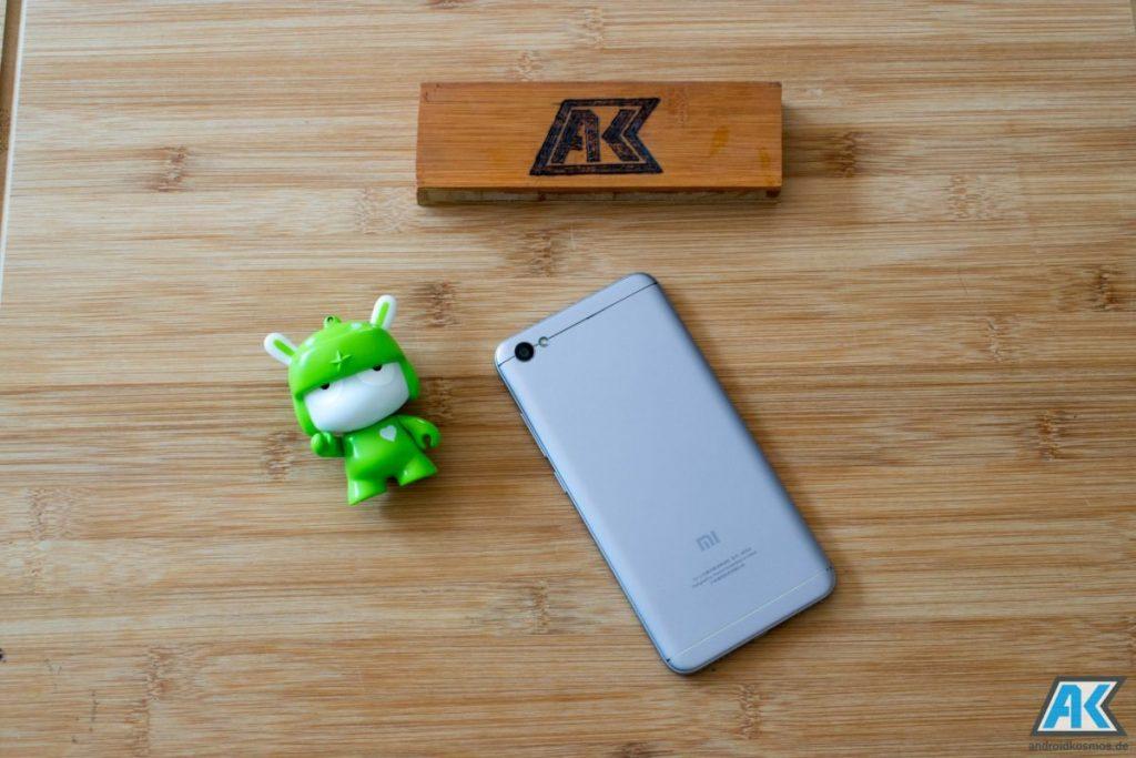 Xiaomi Redmi Note 5A Test: das günstigste Smartphone der Redmi Note-Serie 126