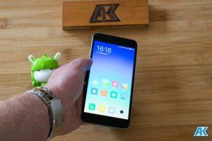 Xiaomi Redmi Note 5A Test: das günstigste Smartphone der Redmi Note-Serie 132