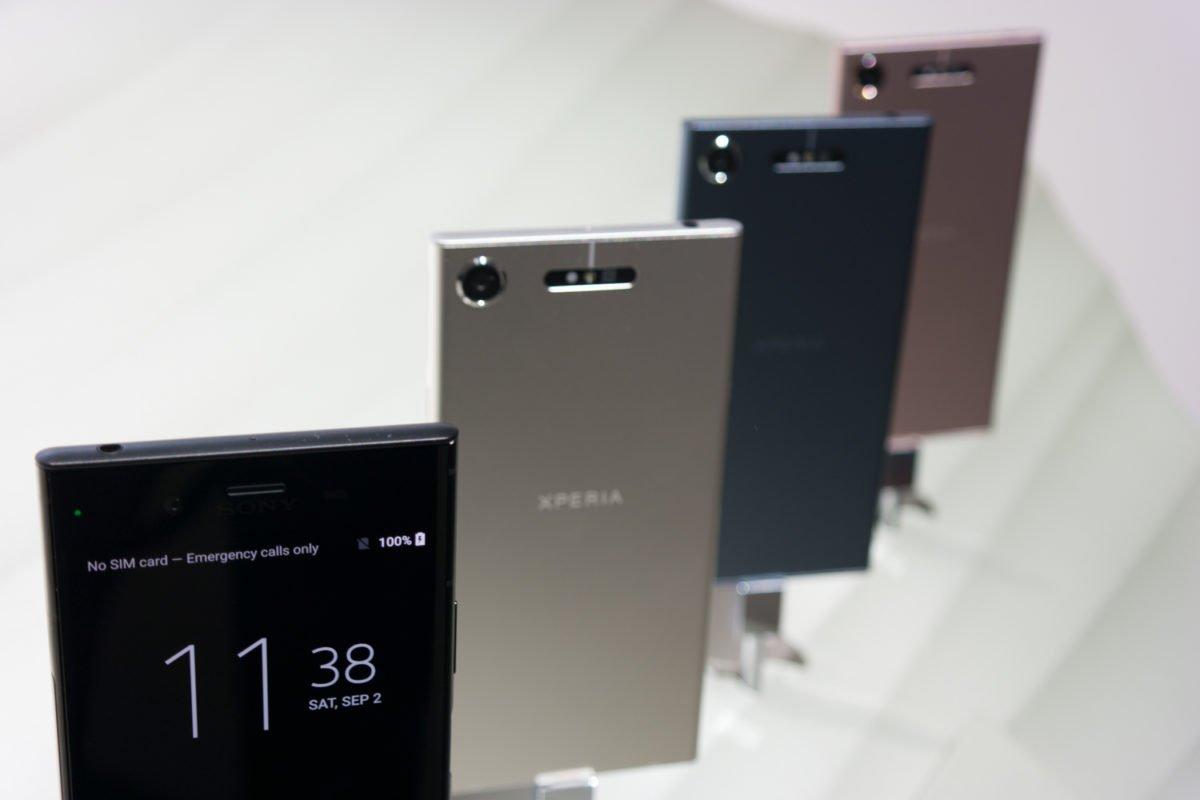 Neue Sony Xperia XZ1-Modelle vorgestellt [Hands-On IFA 2017] 17