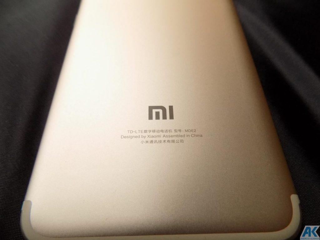 Xiaomi Mi5X im Test - Was kann die neueste Version mit der Dual-Kamera? 160
