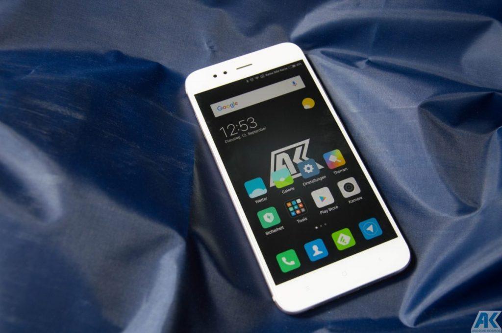 Xiaomi Mi5X im Test - Was kann die neueste Version mit der Dual-Kamera? 155
