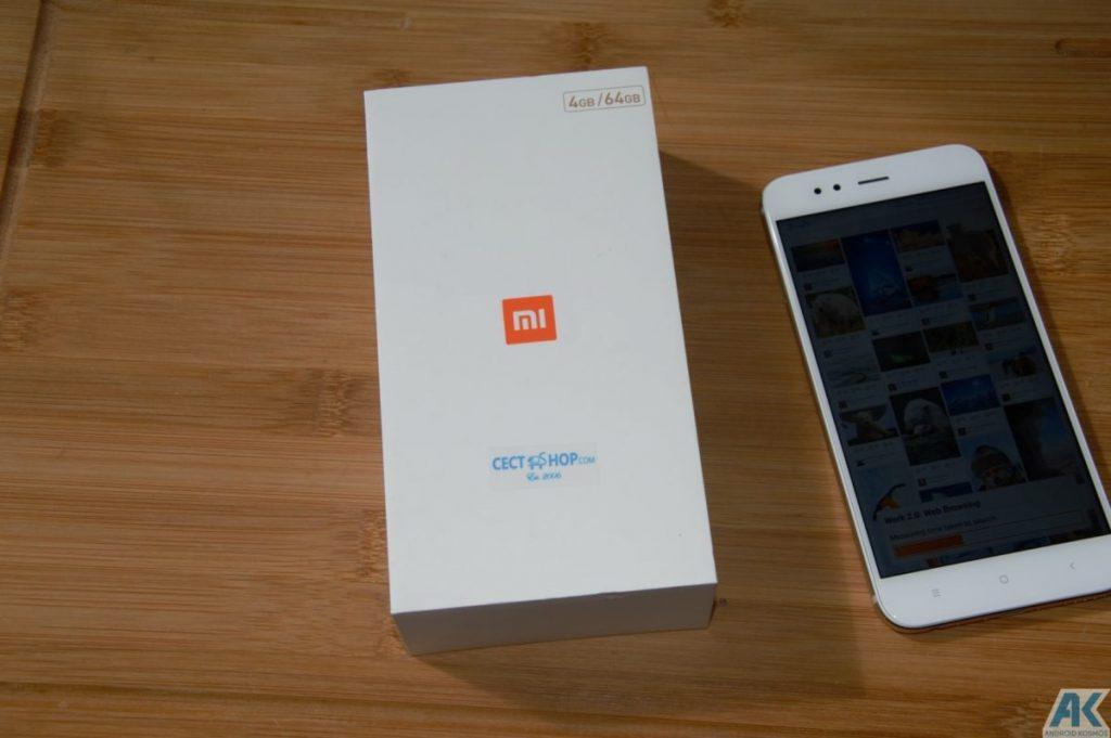 Xiaomi Mi5X im Test - Was kann die neueste Version mit der Dual-Kamera? 47