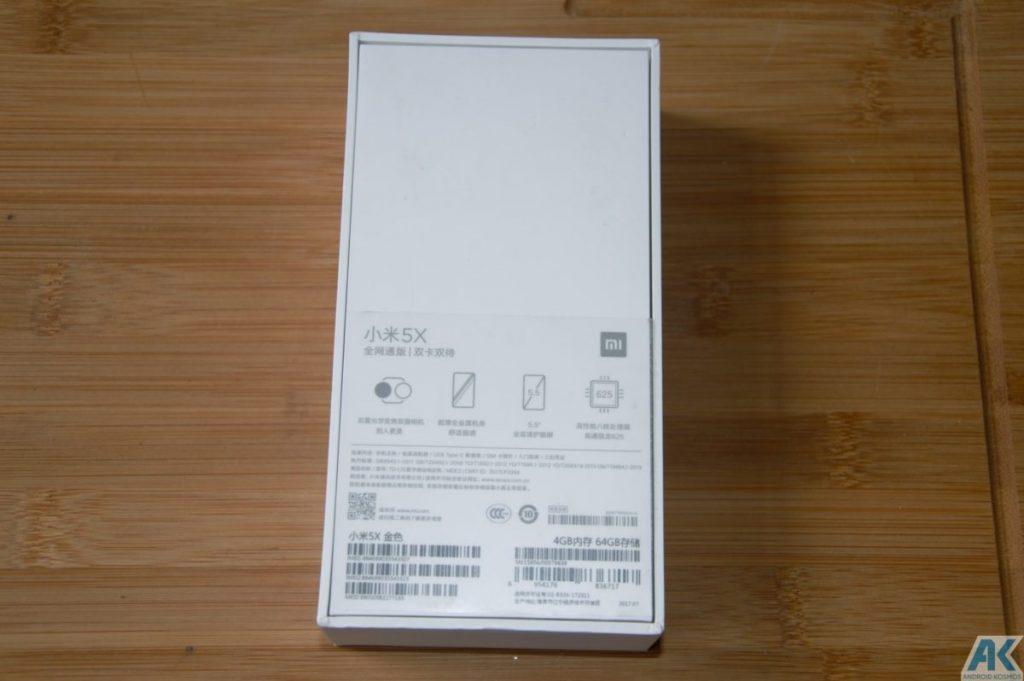 Xiaomi Mi5X im Test - Was kann die neueste Version mit der Dual-Kamera? 49