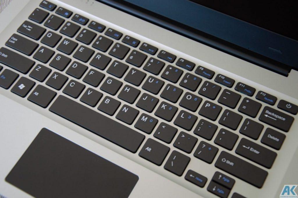 Ezbook 3S im Test - 14,1 Zoll Budget Notebook mit 256GB SSD 18