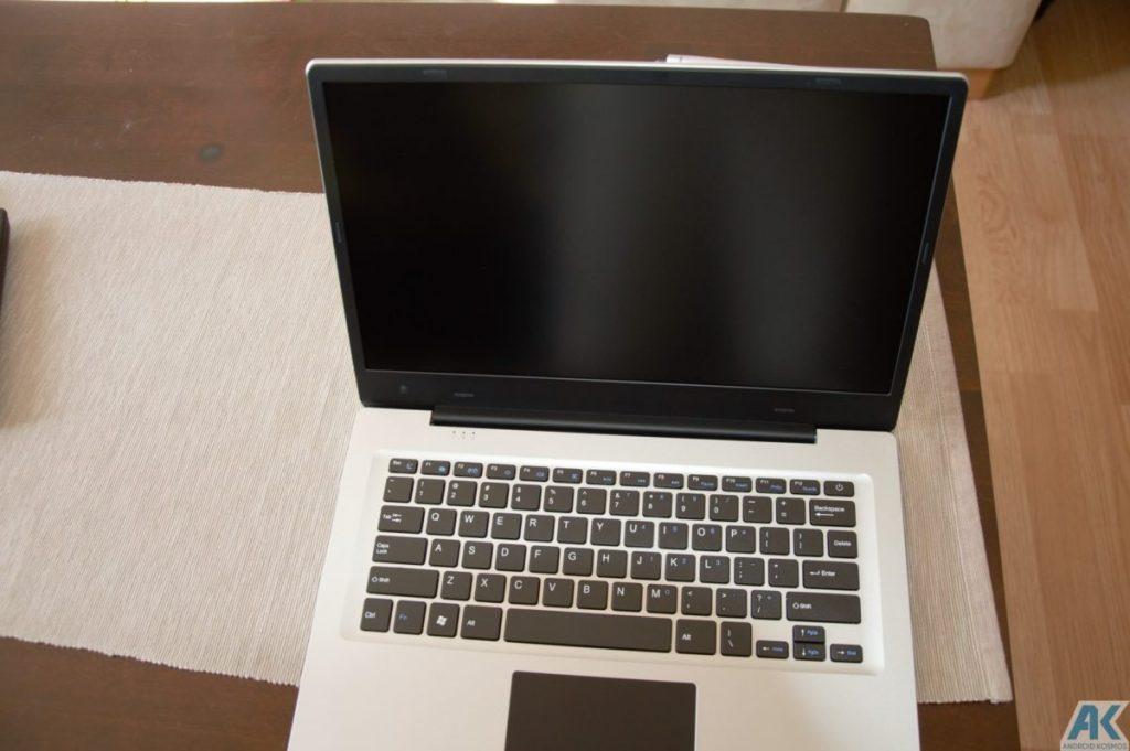 Ezbook 3S im Test - 14,1 Zoll Budget Notebook mit 256GB SSD 7