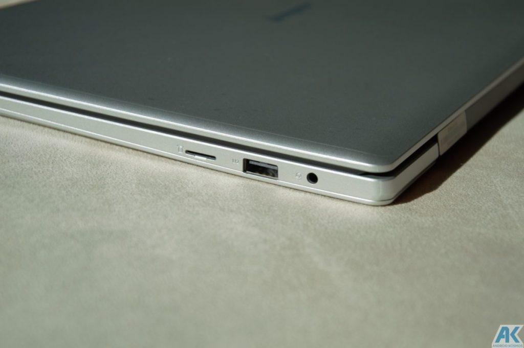 Ezbook 3S im Test - 14,1 Zoll Budget Notebook mit 256GB SSD 10