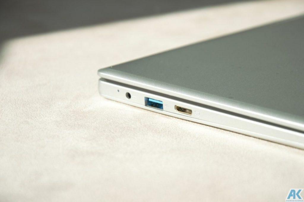 Ezbook 3S im Test - 14,1 Zoll Budget Notebook mit 256GB SSD 11