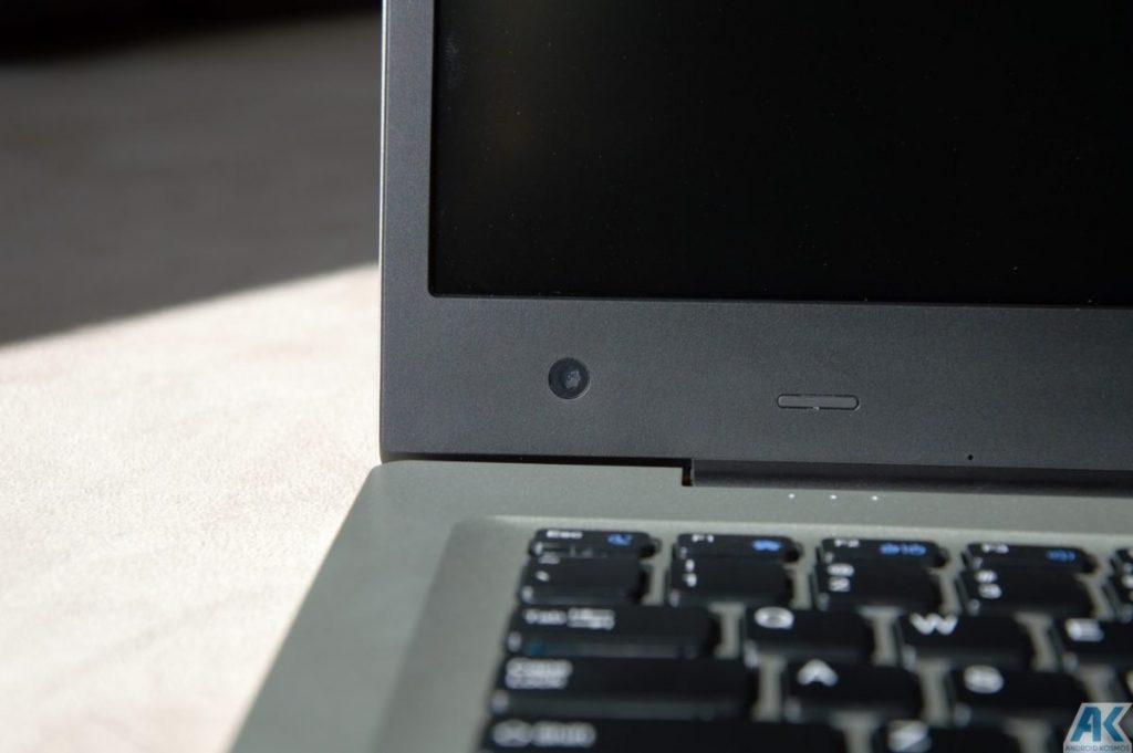 Ezbook 3S im Test - 14,1 Zoll Budget Notebook mit 256GB SSD 13