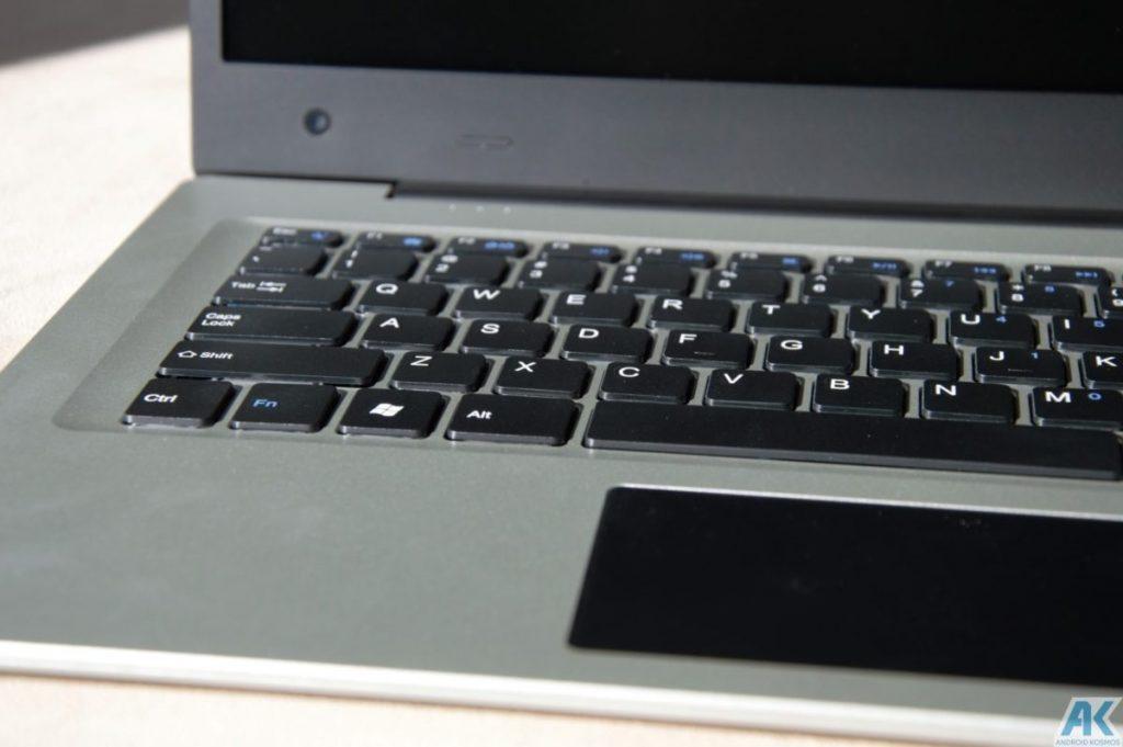 Ezbook 3S im Test - 14,1 Zoll Budget Notebook mit 256GB SSD 14