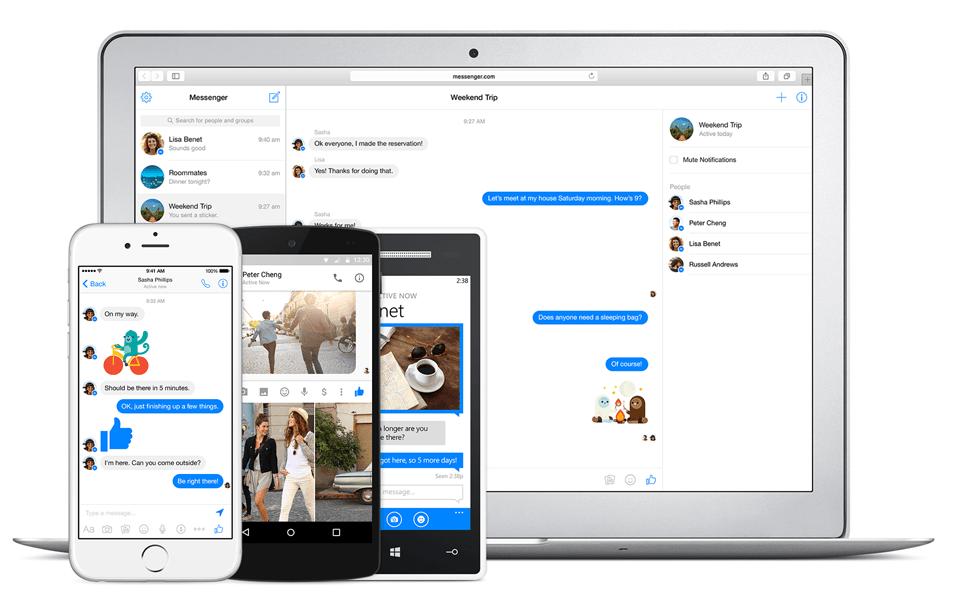 Facebook Messenger künftig ohne Instant Articles