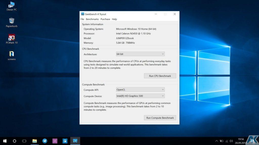 Ezbook 3S im Test - 14,1 Zoll Budget Notebook mit 256GB SSD 24