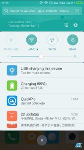 Xiaomi Redmi Note 5A Test: das günstigste Smartphone der Redmi Note-Serie 49