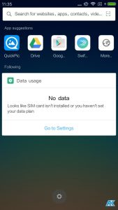 Xiaomi Redmi Note 5A Test: das günstigste Smartphone der Redmi Note-Serie 43