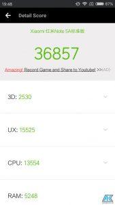 Xiaomi Redmi Note 5A Test: das günstigste Smartphone der Redmi Note-Serie 103