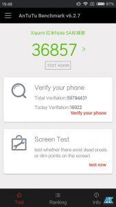 Xiaomi Redmi Note 5A Test: das günstigste Smartphone der Redmi Note-Serie 104