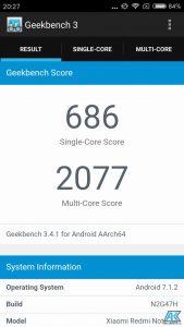 Xiaomi Redmi Note 5A Test: das günstigste Smartphone der Redmi Note-Serie 107