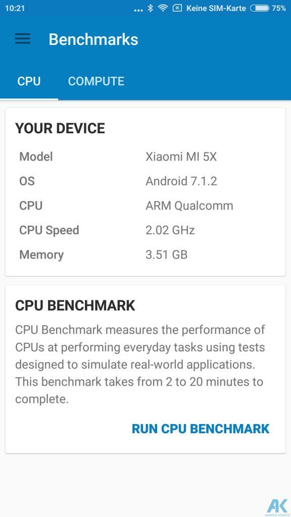 Xiaomi Mi5X im Test - Was kann die neueste Version mit der Dual-Kamera? 21