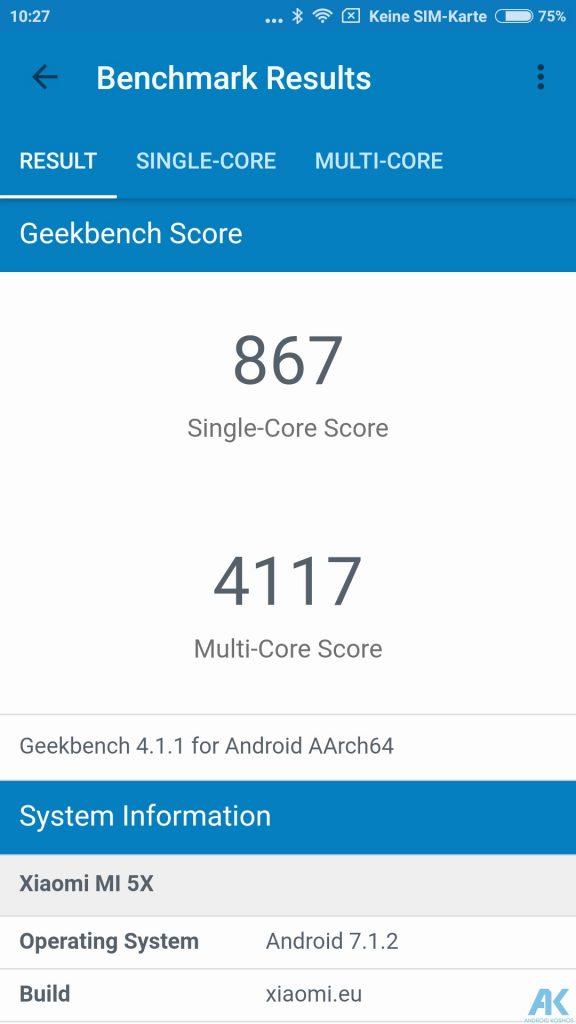 Xiaomi Mi5X im Test - Was kann die neueste Version mit der Dual-Kamera? 22