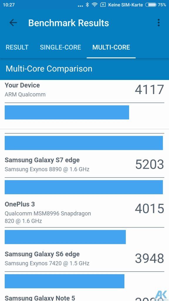 Xiaomi Mi5X im Test - Was kann die neueste Version mit der Dual-Kamera? 24