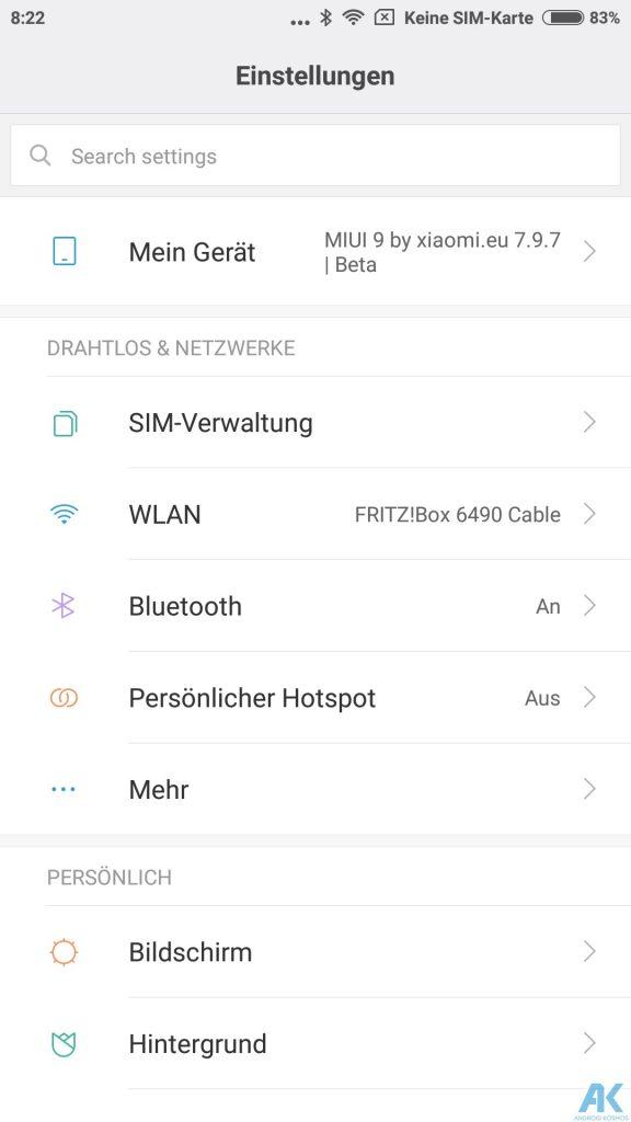 Xiaomi Mi5X im Test - Was kann die neueste Version mit der Dual-Kamera? 26