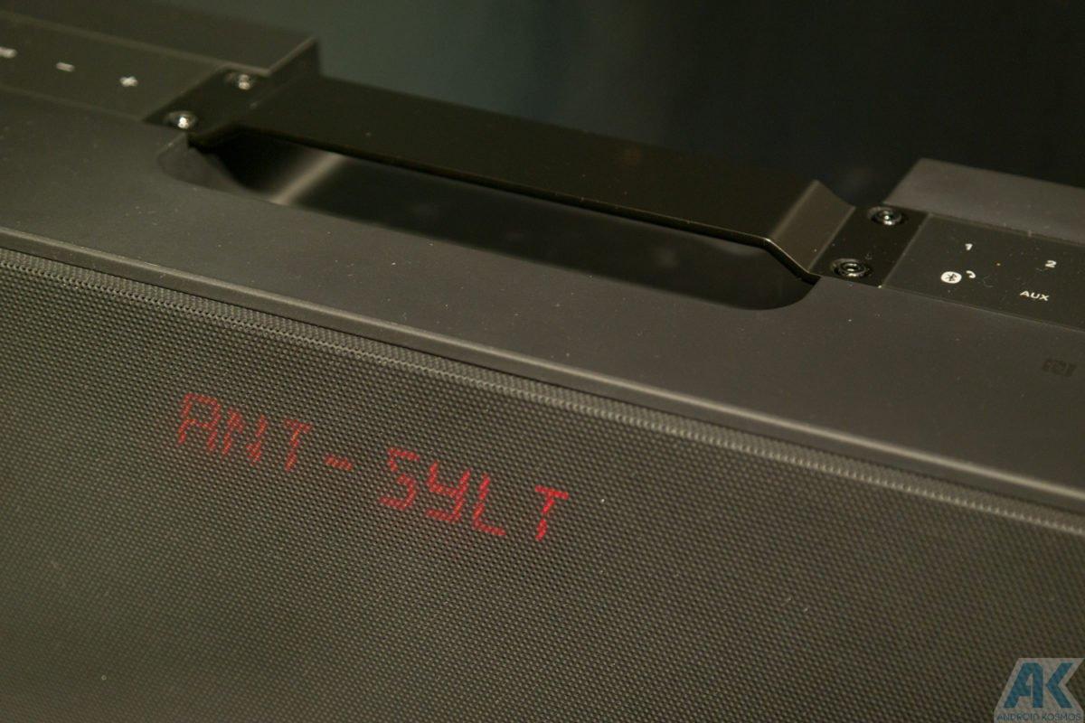 Neue Teufel-Produkte auf der IFA - Part I: Soundbar, Heimkino und Multiroom 2