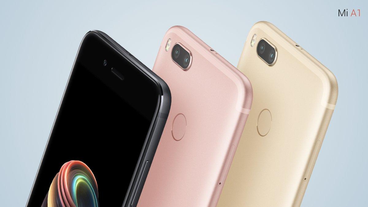 Xiaomi Mi A1 Knaller: Stock-Android mit LTE Band 20 für 176 Euro 7