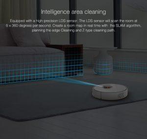 Xiaomi Mi Robot Vacuum Cleaner 2 - Roboterstaubsauger mit Wischfunktion 15