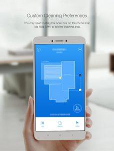 Xiaomi Mi Robot Vacuum Cleaner 2 - Roboterstaubsauger mit Wischfunktion 17