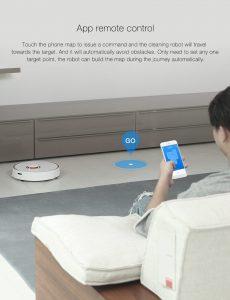 Xiaomi Mi Robot Vacuum Cleaner 2 - Roboterstaubsauger mit Wischfunktion 18