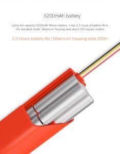 Xiaomi Mi Robot Vacuum Cleaner 2 - Roboterstaubsauger mit Wischfunktion 11